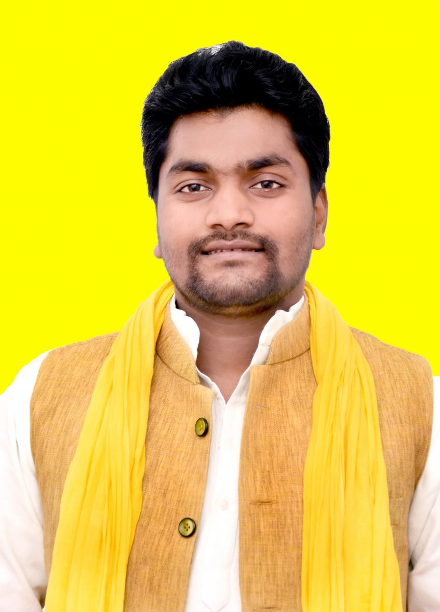 मा. अरविन्द राजभर जी